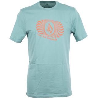 Volcom Digit Fty SS T-Shirt Agave