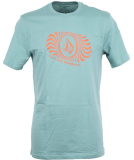 Volcom Digit Fty SS T-Shirt Agave