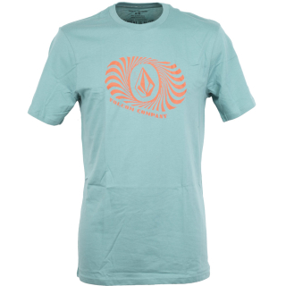 Volcom Digit Fty SS T-Shirt Agave S