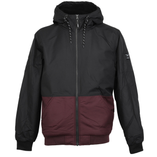 Iriedaily Juncture Jacket Aubergine XL