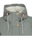 Iriedaily Holina Kishory Damen Jacke Olive XL