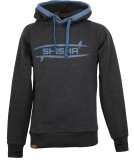 Shisha Borager Hooded Pullover Anthracite Blue M