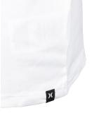 Hurley Dri-Fit Peaking T-Shirt White