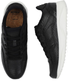 Woden Sophie Snake Sneaker Damen Schuh Black 39