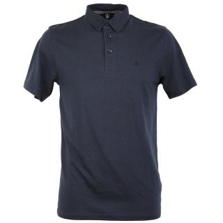 Volcom Wowzer Polo Herren Shirt Navy M
