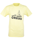 Cleptomanicx Cruiser T-Shirt Elfin Yellow