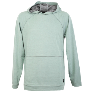 Hurley DRI-FIT Mongoose Longshirt Pullover Silver Pine S