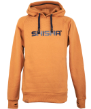 Shisha Classic Hooded Pullover Sudan Brown Navy