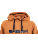 Shisha Classic Hooded Pullover Sudan Brown Navy