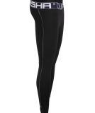 Shisha Geev Pant Damen Leggings Black schwarz