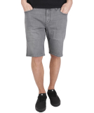 Volcom Solver Denim Short Jeans Grey Vintage