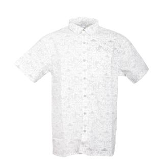 Iriedaily Samba SSL Shirt Hemd Offwhite M