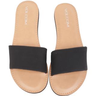 Volcom Simple Slide Sandals Black 40