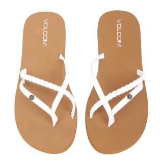 Volcom Thrills II Sandals White