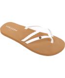 Volcom Thrills II Sandals White 38