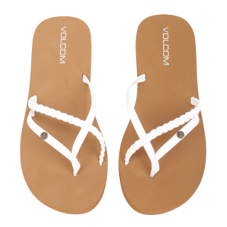 Volcom Thrills II Sandals White 39