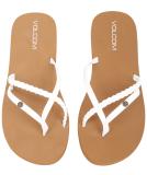 Volcom Thrills II Sandals White 40