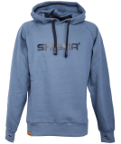 Shisha Classic Hooded Pullover Blue Ash