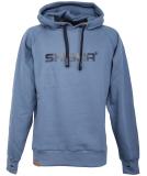 Shisha Classic Hooded Pullover Blue Ash S
