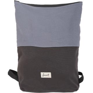 Forvert Colin Rucksack Backpack Black Blue