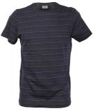 Forvert Reimar T-Shirt Navy Multi