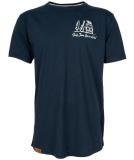 Shisha Fiiedel T-Shirt Navy L