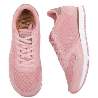 Woden Ydun Suede Mesh II Sneaker Damen Schuh Dusty Rose 38