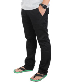 Volcom Frickin Modern Stretch Stoffhose Black schwarz W31xL32