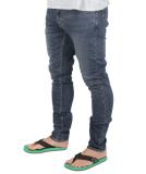 Volcom Vorta Tapered Denim Jeans Dry Vintage