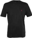 Volcom Stone Blanks Basic T-Shirt Black schwarz