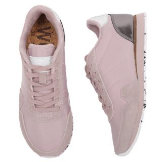 Woden Nora III Sneaker Damen Schuhe Bark 37