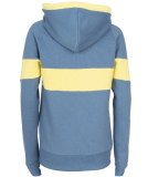 Shisha Faarver Hooded Uni Pullover Blue Banana