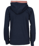 Shisha Tiffkes Hooded Damen Pullover Navy