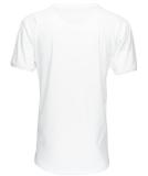 Shisha Scrream T-Shirt Surf Logo White S