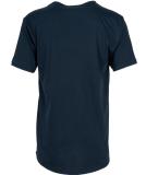 Shisha Octo T-Shirt Surf Logo Navy