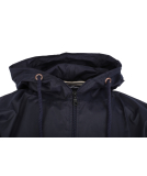 Shisha Noorder Windbreaker Jacke Uni Navy White Red M