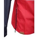 Shisha Noorder Windbreaker Jacke Uni Navy White Red L