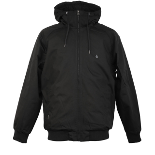 Volcom Hernan 5K Jacket Winterjacke Black schwarz M