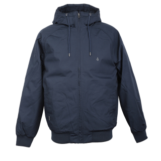 Volcom Hernan 5K Jacket Herren Winterjacke Navy blau XL