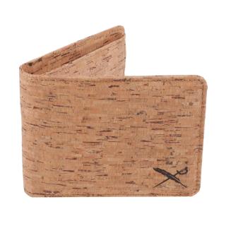 Iriedaily Cork Flag Wallet Kork Geldbörse Wood
