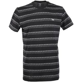 Iriedaily Monte Noe Jaque Tee T-Shirt Black schwarz