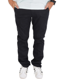 Hurley Dri-Fit Worker Pant Hose Black schwarz