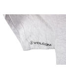 Volcom Stone Blanks Basic T-Shirt Heather Grey