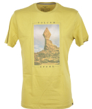 Volcom Stone Stack T-Shirt Olive
