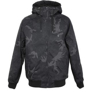 Volcom Hernan Coaster 5K Jacket Herren Winterjacke Camouflage S