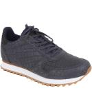 Woden Ydun Croco II Sneaker Damen Schuh Navy