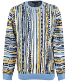 Iriedaily Theodore Knit Pullover Blue