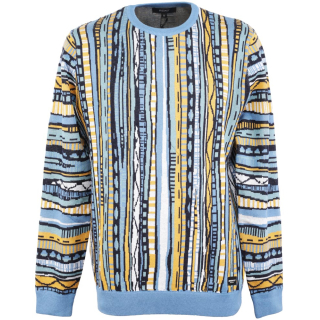 Iriedaily Theodore Knit Pullover Blue S