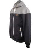 Iriedaily Insulaner Jacket Charcoal