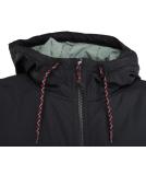 Iriedaily Rewind Jacket Black schwarz